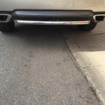 Custom Polished Stainless Steel Car Bumper