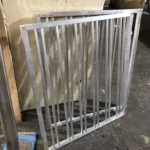 Custom Aluminum Dog Crate